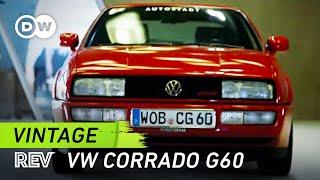 Download Vintage: The VW Corrado G60 | DW English Video
