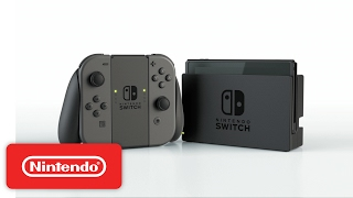 Download Nintendo Switch Hardware Overview Video