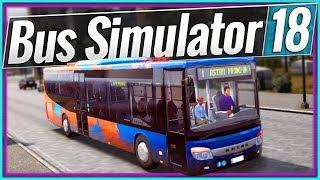 Download Bus Simulator 18 | NERDLINK TRANSPORT Video
