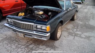 Download 1977 Chevrolet Caprice 2 door Rebuilt 454 and 400 Turbo Transmission Video
