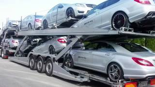 Download Porte-voitures / Car-carriers LOHR Video