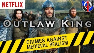Download Crimes Against Medieval Realism: Outlaw King NETFLIX trailer Video