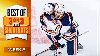 Download Best 3-on-3 OT and Shootout Moments from Week 2 Video