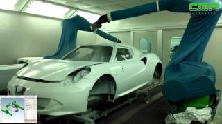 Download CMA Robotics Spa - Automotive painting Video