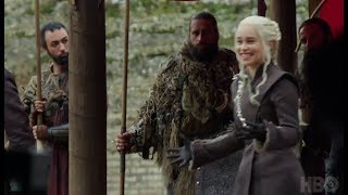 Download Game of Thrones Episode 7x07 - behind the scenes - Dragonpit meeting Video
