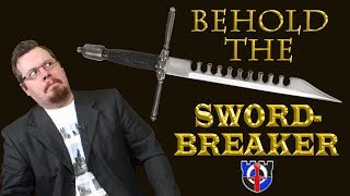Download Underappreciated Historical Weapons: The SWORDBREAKER (the European and Chinese) Video