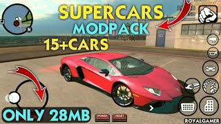 How to install best Skybox City mod in gta sa android Free Download