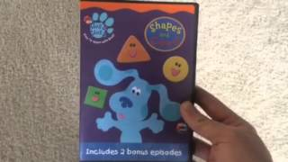 Download Blue's Clues: Shapes and Colors! DVD Review Video