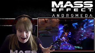 Download Mass Effect Andromeda - Game Awards 2016 NEW Gameplay Reveal Reaction! Video