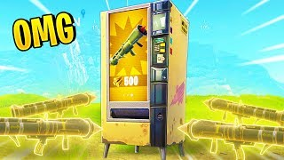 Download NEW VENDING MACHINE! | Fortnite Best Moments #27 (Fortnite Funny Fails & WTF Moments) Video
