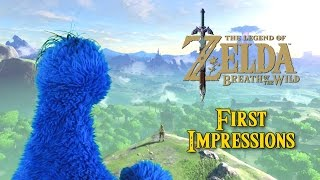 Download Setting Out! │ Breath of the Wild First Impressions Video