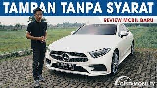 Download Tes Lengkap Mercedes-Benz CLS 350 AMG Line | Sedan Paling Eksotis | Cintamobil TV Video