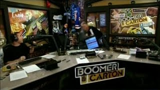 Download Boomer And Carton Get Into Fist Fight (Moment Of The Day) 11-8-2016 Video
