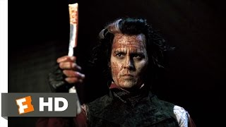 Download Sweeney Todd (8/8) Movie CLIP - Bloody Vengeance (2007) HD Video