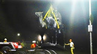 Download Baltimore Disappears Confederate Monuments Overnight Video