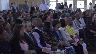 Download Ellis Island Citizenship Day Naturalization Ceremony Video