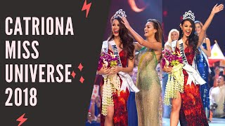Download Catriona Gray - Philippines' Full Performance @ Miss Universe 2018 Video