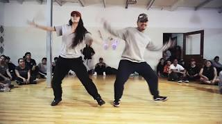 Download TRA - Nfasis / Choreography by Diego Vazquez Video