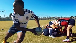Download GoPro: ″Two Roads″ - Rugby with Carlin Isles (Ep. 4) Video