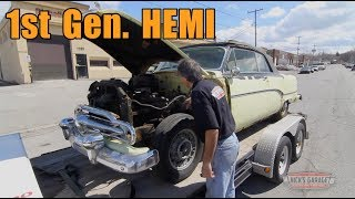 Download 1954 Dodge Indy 500 HEMI Pace Car - Ford 390 in the Dyno Room! Video