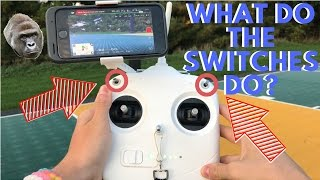 Download In Depth Look at the DJI Phantom 3 Controller Modes Video