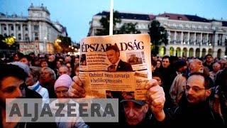 Download Viktor Orban and Hungary's faltering media opposition - The Listening Post (Full) Video