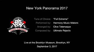 "Download Harmony Music Makers ""Full Extreme"" (NY Panorama 2017) Video"