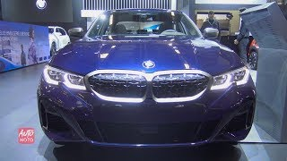 Download 2019 BMW M340i xDrive - Exterior And Interior Walkaround - 2019 Montreal Auto Show Video
