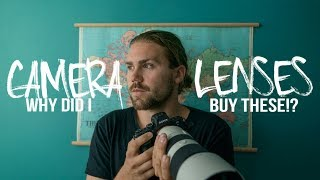Download Why did I buy these LENSES? WHY?? Video