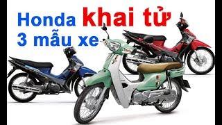 Download Choáng váng khi Honda Việt Nam khai tử 3 mẫu xe, huyền thoại Super Dream vắng bóng Video