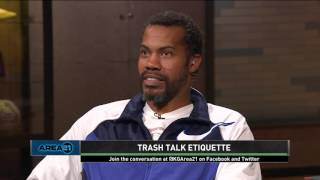 Download Area 21: Trash Talk Etiquette | Inside the NBA | NBA on TNT Video