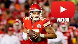 Download Patrick Mahomes Mid-season Highlights (HD) Video
