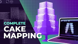 Download Cake Projection Mapping Tutorial (Using Free Software) Video