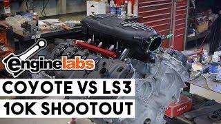 Download $10k Coyote vs LS3 Shootout - The Build Video