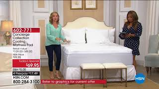 Download HSN | Concierge Collection Bedding 06.18.2018 - 06 AM Video