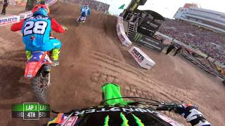 Download GoPro: Adam Cianciarulo Main Event 2018 Monster Energy Supercross from Salt Lake City Video
