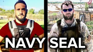 Download I Tried The Navy Seal Body of Armor Workout Video