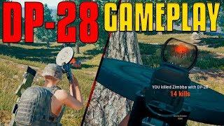 Download DP-28 MADNESS - 17 Kill Solo Game | PUBG Video