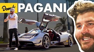 Download PAGANI - Everything You Need to Know | Up to Speed Video