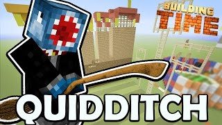 Download Minecraft Xbox - QUIDDITCH!! - Building Time [#76] Video