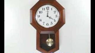Download Oxford Rhtyhm Small World Musical & Chiming Clock Video