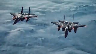 Download U.S. & Canadian Air Power • NORAD Show Of Force Video