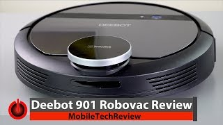 Download Deebot 901 Robot Vacuum Review - Better Deal than Roomba? Video