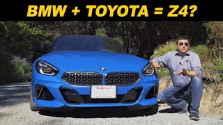 Download 2020 BMW Z4 | BMW's Take On The Ultimate Roadster Video
