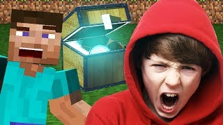 Download Minecraft Chest Trolling/Griefing (INSANE Reactions) Video