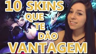 Download 10 SKINS QUE TE DÃO VANTAGEM Video