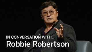 Download In Conversation With...ROBBIE ROBERTSON | TIFF Video