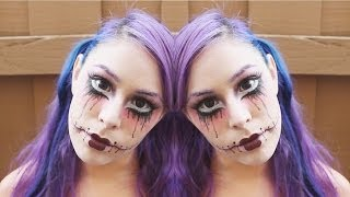 Download Twisted Doll Makeup Tutorial Video