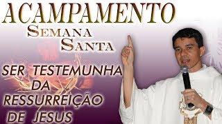 Download Ser testemunha da ressurreição de Jesus - Pe. Francisco (24/04/11) Video