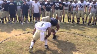 Download Navy Football Ring Drill Video